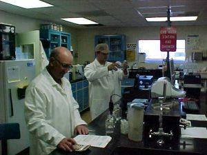 Environment Services Laboratory