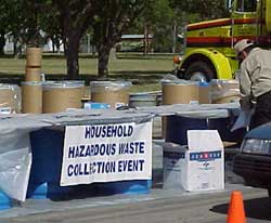 Household Hazardous Waste Collection Event image