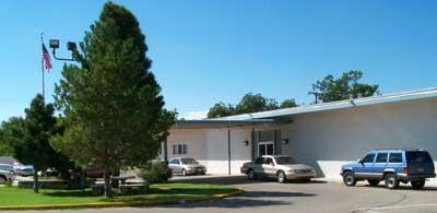 North Mesa Senior Recreation Center Building