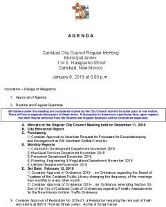 Icon of 01-08-19 Agenda Packet
