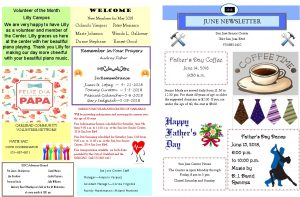 Icon of June 2018 Newsletter (1)