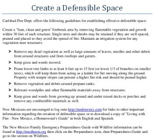 Icon of Create A Defensible Space