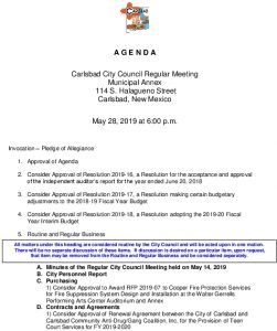 Icon of 05-28-19 CC Agenda Packet