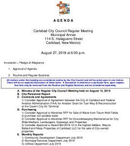 Icon of 08-27-19 CC Agenda Packet