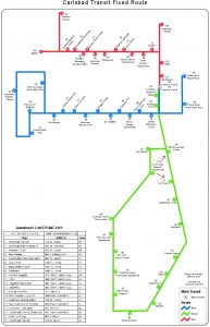 Icon of Fixed Route Map  Green
