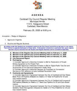Icon of 02-25-20 CC Agenda Packet