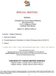 Icon of 03-31-20 CC Agenda Packet