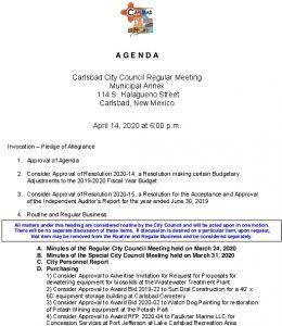 Icon of 04-14-20 CC Agenda Packet