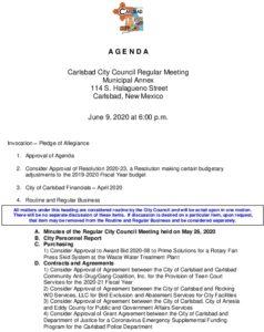 Icon of 06-9-20 CC Agenda Packet