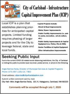 Icon of ICIP Announcement