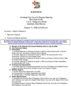 Icon of 08-11-20 CC Agenda Packet
