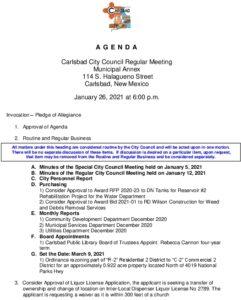 Icon of 01-26-21 CC Agenda Packet