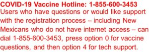Icon of COVID Hotline