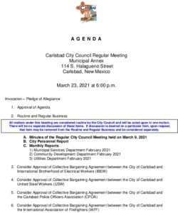 Icon of 03-23-21 CC Agenda Packet