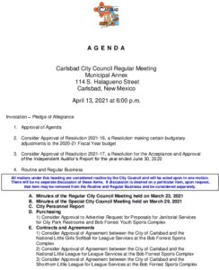 Icon of 04-13-21 CC Agenda Packet