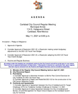 Icon of 05-11-21 CC Agenda Packet