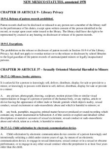 Icon of CPL- NM Library Statutes (Short Form)