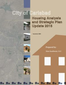 Icon of Carlsbad- 2015 Housing Analysis And Strategic Update - Council Approved-Final
