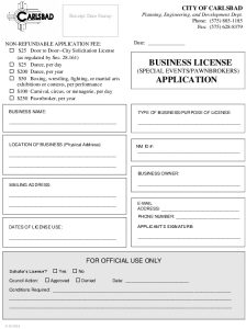 Icon of Business License Application(1)