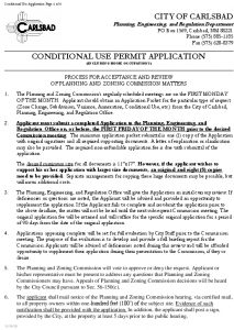 Icon of Conditional Use Permit Application(3)