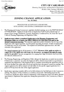 Icon of Zoning Change Application(2)